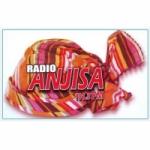 Logo da emissora Radio Anjisa 101.3 FM