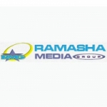 Logo da emissora Radio Ramasha Media Group
