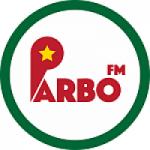 Logo da emissora Radio Parbo FM