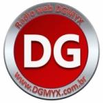 Logo da emissora Rádio Web DGMYX