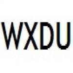 Logo da emissora WXDU 88.7 FM