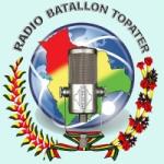 Logo da emissora Radio Batallón Topáter 98.2 FM 1220 AM