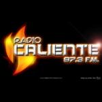 Logo da emissora Radio Caliente 97.3 FM