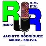 Logo da emissora Radio Jacinto Rodr�guez 1500 AM