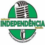 Logo da emissora Rádio Independência Brasil