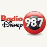 Logo da emissora Radio Disney 98.7 FM