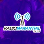 Logo da emissora Radio Manantial 99.7 FM