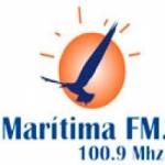 Logo da emissora Radio Marítima 100.9 FM