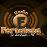 Logo da emissora Radio Fortaleza 103.5 FM