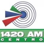 Logo da emissora Radio Centro 1420 AM