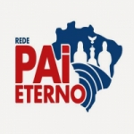 Logo da emissora Rádio Pai Eterno