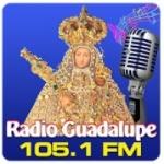 Logo da emissora Radio Guadalupe 105.1 FM