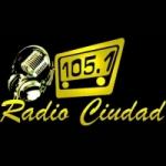 Logo da emissora Radio Ciudad 105.1 FM