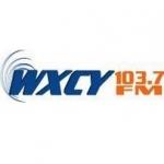 Logo da emissora Radio WXCY 103.7 FM
