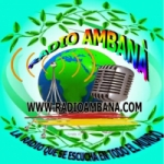 Logo da emissora Radio Amban�