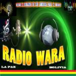 Logo da emissora Radio Wara Bolivia