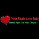 Logo da emissora Web Rádio Love Hits