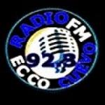 Logo da emissora Radio Ecco Cuevo 92.3 FM