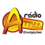 Logo da emissora Ativa Divulga��es