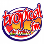 Logo da emissora Radio Tropical FM
