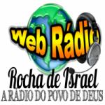 Logo da emissora Web Rádio Rocha de Israel