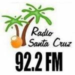 Logo da emissora Radio Santa Cruz 92.2 FM