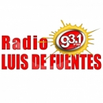 Logo da emissora Radio Luis de Fuentes 93.1 FM