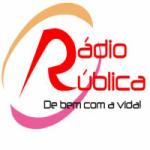 Logo da emissora Rádio Rública