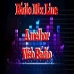 Logo da emissora Rádio Mix line