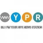 Logo da emissora Radio WYPR NPR 88.1 FM