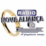 Logo da emissora R�dio Nova Alian�a