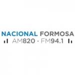 Logo da emissora Radio Nacional 820 AM 94.1 FM