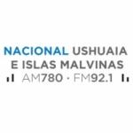 Logo da emissora Radio Nacional 780 AM 92.1 FM