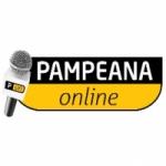 Logo da emissora Rádio Pampeana