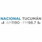 Logo da emissora Radio Nacional 1190 AM 98.7 FM