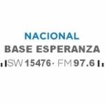 Logo da emissora Radio Nacional 15476 SW 97.6 FM