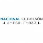 Logo da emissora Radio Nacional 1160 AM 92.3 FM