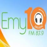 Logo da emissora R�dio Emy10 87.9 FM