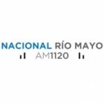 Logo da emissora Radio Nacional 1120 AM