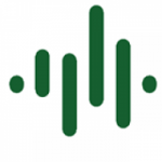 Logo da emissora Rádio Oeste 104.9 FM