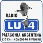 Logo da emissora Radio Nacional Patagonia 630 AM