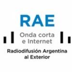 Logo da emissora Radio RAE 6060 SW