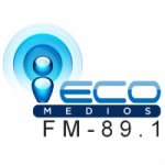 Logo da emissora Radio ECO Medios 89.1 FM