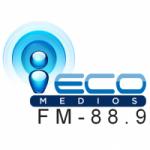 Logo da emissora Radio ECO Medios 88.9 FM