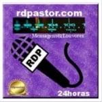 Logo da emissora Rd Pastor
