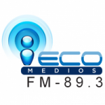 Logo da emissora Radio ECO Medios 89.3 FM