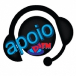 Logo da emissora Rádio Apoio Dj FM