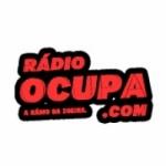 Logo da emissora Rádio Ocupa