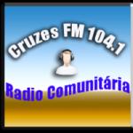 Logo da emissora Cruzes FM