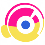 Logo da emissora Geração Pop
